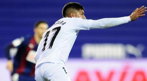 אוליברה מוחה (La Liga)