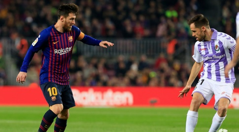 מיצ'ל מול ליאו מסי (La Liga)