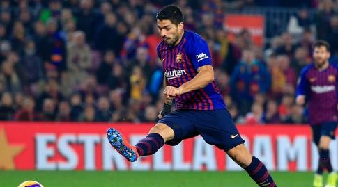 לואיס סוארס והסיומת הרעה (La Liga)