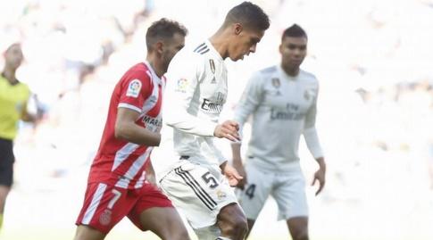 רפאל וראן עם הכדור (La Liga)