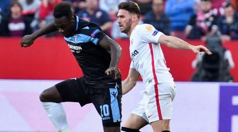 פרנקו ואסקס רגע לפני ההרחקה (La Liga)