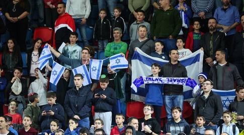 אוהדי נבחרת ישראל (איציק בלניצקי)
