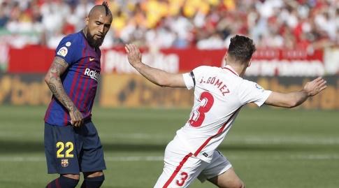 ארתורו וידאל מוסר (La Liga)
