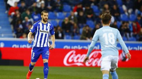 ויקטור לגווארדיה ומתיאס יינסן (La Liga)