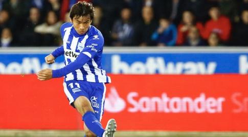 טקאשי אינוי בועט (La Liga)