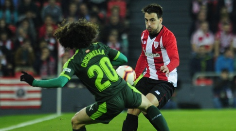 בנייאט אצ'בריה מול מארק קוקורייה (La Liga)