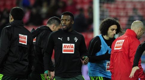פאפאקולי דיופ בחימום (La Liga)