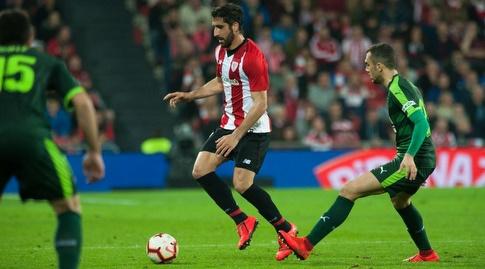 ראול גארסיה עם הכדור (La Liga)