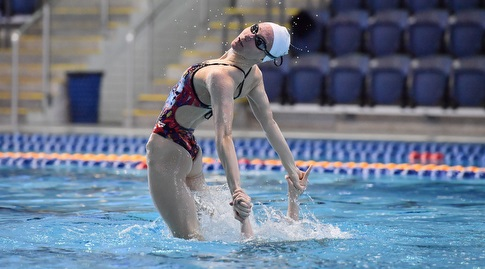נבחרת השחייה האמנותית (חגי מיכאלי)