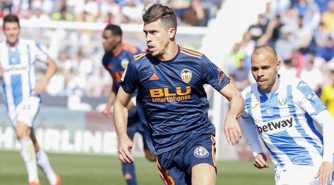 גבריאל פאוליסטה עם הכדור (La Liga)