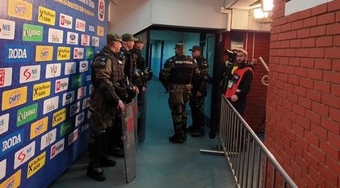 השוטרים בסרביה (איגוד הכדורסל)