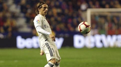 לוקה מודריץ' (La Liga)