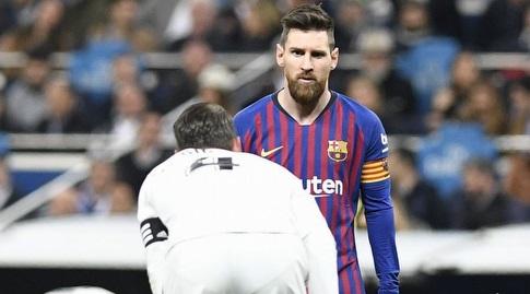 ליאו מסי מול סרחיו ראמוס (La Liga)