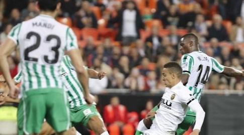 רודריגו בין שחקני בטיס (La Liga)