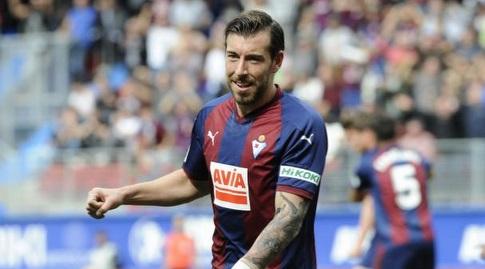 סרג'י אנריק חוגג (La Liga)