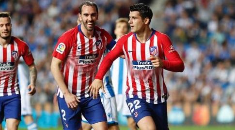 מוראטה חוגג (La Liga)