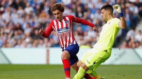 גריזמן מול רולי (La Liga)