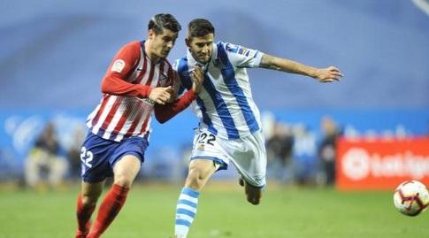 מוראטה מול נבאס (La Liga)