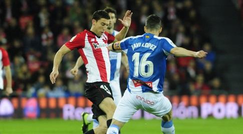 אוסקר דה מרקוס מול חאבי לופס (La Liga)