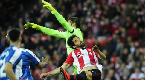 דייגו לופס מול ראול גארסיה (La Liga)