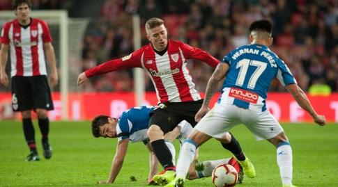 הרנן פרס מול איקר מוניאין (La Liga)
