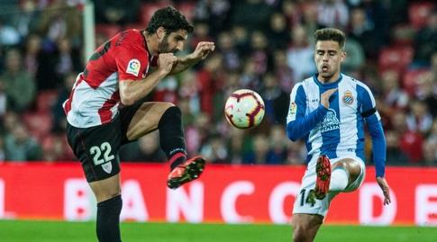 אוסקר מלנדו מול ראול גארסיה (La Liga)