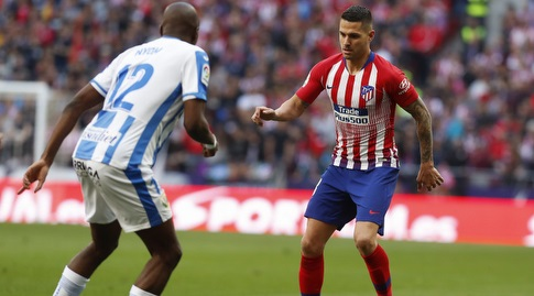 ויטולו עם הכדור מול אלאן ניום (La Liga)