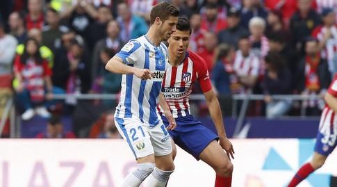 רודרי עם רובן פרס (La Liga)