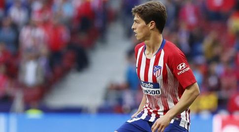אנדרס סולאנו עם הכדור (La Liga)