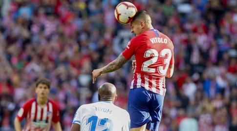 ויטולו נוגח (La Liga)