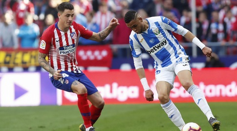 מרטין בריית'ווייט מול חוסה חימנס (La Liga)