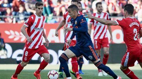 רודריגו בין שחקני ג'ירונה (La Liga)