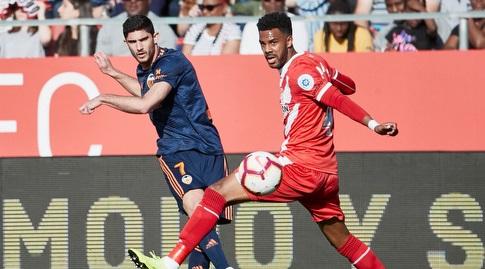 גונסאלו גדש מול רמאליו (La Liga)