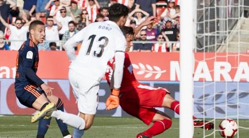 ברנרדו אספינוסה מרחיק מהקו (La Liga)