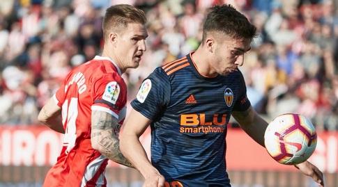 פראן טורס מול ראול גארסיה (La Liga)