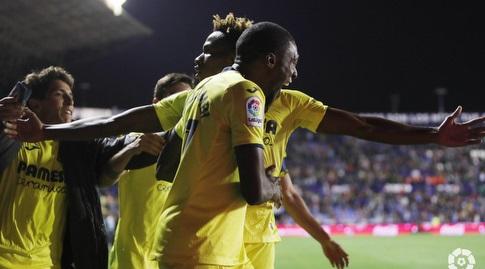 שחקני ויאריאל בטירוף (La Liga)