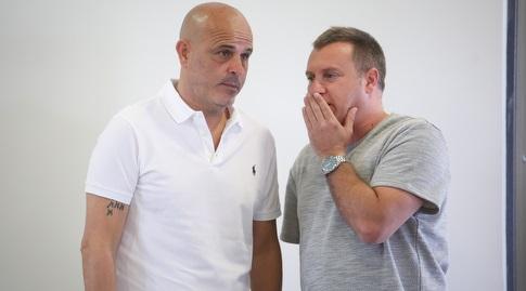עופר רונן ויוסי אבוקסיס (רדאד ג'בארה)