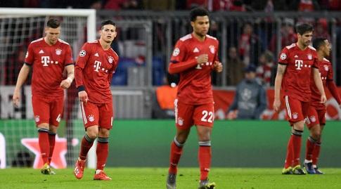 """שחקני באיירן מינכן. """"יש בגרמניה משחק מהיר ודיוק גבוה"""" (רויטרס)"""