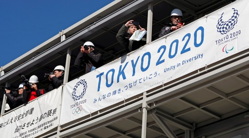 טוקיו 2020. הדרישות לביטול המשחקים האולימפיים נערמות (רויטרס)