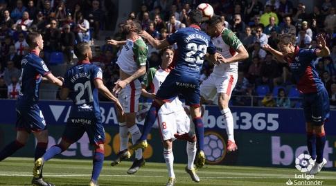 גאייגו עולה לכדור (La Liga)