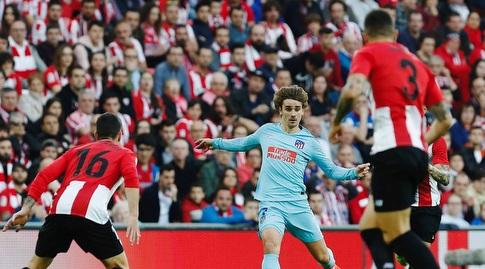 אנטואן גריזמן מוסר (La Liga)
