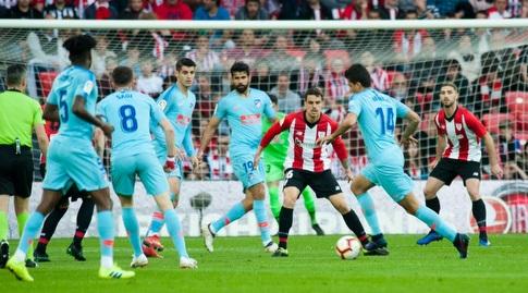 רורדי עם הכדור (La Liga)