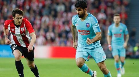 דייגו קוסטה עם הכדור (La Liga)