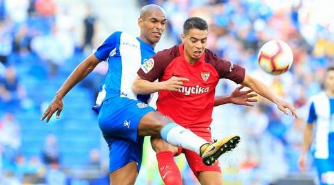 נאלדו שומר על בן יידר (La Liga)