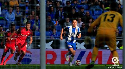 וו ליי בדרך לשער (La Liga)