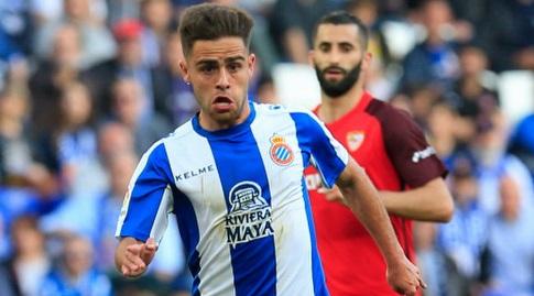 אוסקר מלנדו בפעולה (La Liga)