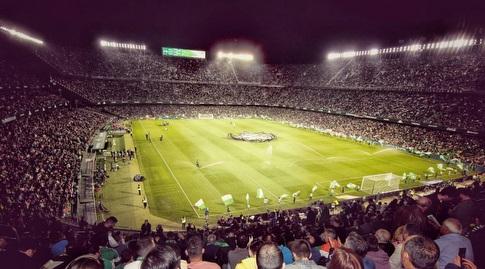 הבניטו וייאמרין גדוש באוהדים (La Liga)