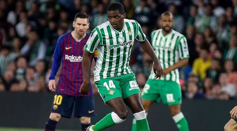 וויליאם קרבאליו עם הכדור (La Liga)