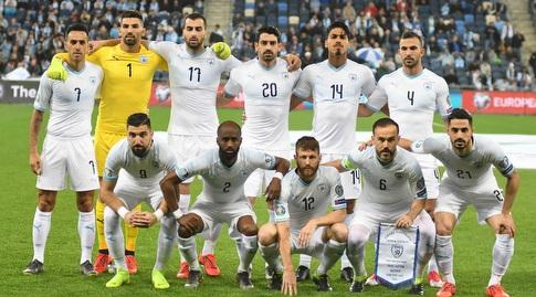 נבחרת ישראל (עמרי שטיין)