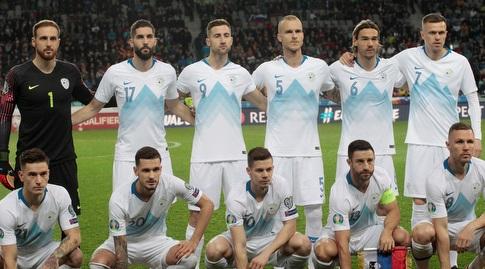 נבחרת סלובניה (רויטרס)